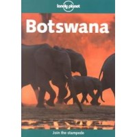 Lonely Planet Botswana (Lonely Planet Botswana and Namibia) (Paperback)