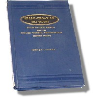 Serbo-Croatian Self Taught by John J.R. O'beirne (Hardcover)