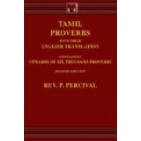 Tamil Proverbs by Percival