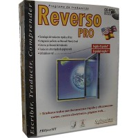 Reverso Pro Spanish to and from English Translation for Windows