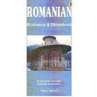 Hippocrene - Romanian-English / English-Romanian Dictionary and Phrasebook