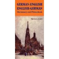 Hippocrene - German <> English Dictionary and Phrasebook