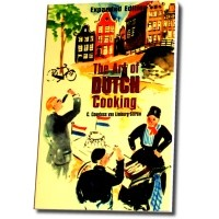 Hippocrene - The Art of Dutch Cooking