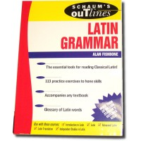 McGrawHill Latin - Schaum's Outlines of Latin Grammar