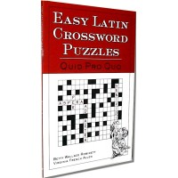 McGrawHill Latin - Easy Latin crossword Puzzles