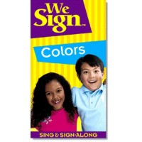 Sign Language - We Sign - Colors