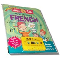 Hear-Say - French (Book & Cassette)