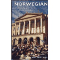 Norwegian Dictionary and Phrasebook: Norwegian-English English-Norwegian (Hippocrene Dictionary & P