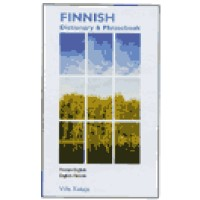Finnish Dictionary & Phrasebook: Finnish-English/English-Finnish (Paperback)