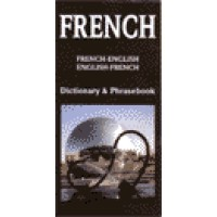 French-English/English-French Dictionary & Phrasebook (Paperback)