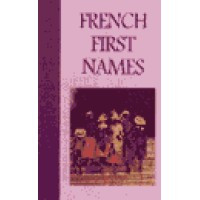 French First Names