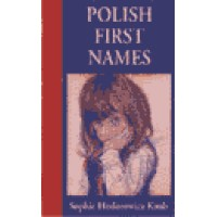 Hippocrene - Polish First Names