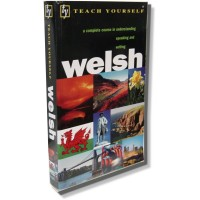 NTC - Teach Yourself Welsh: A Complete Course in Understanding Speaking and Writing (Paperback)