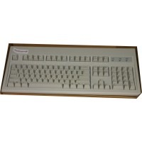 Keyboard for-Lithuanian Beige PS-2