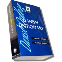Routledge Danish - Danish to and from English Dictionary (PB)