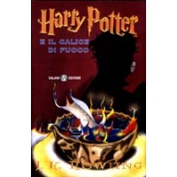 Harry Potter in Italian [4] Harry Potter e il calice di fuoco (IV)