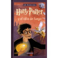 Harry Potter in Spanish [4] Harry Potter y el cáliz de fuego (IV)