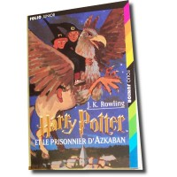 Harry Potter in French [3] Harry Potter et le prisonnier d'Azkaban