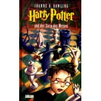 Harry Potter in German [1] Harry Potter und der Stein der Weisen (I)