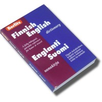 Berlitz Finnish-English Dictionary & Phrasebook