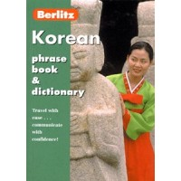 Berlitz Korean Phrase Book & Dictionary (Paperback)