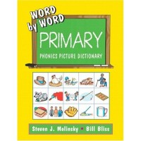 Longman - Word by Word Primary Phonics Picture Dictionary