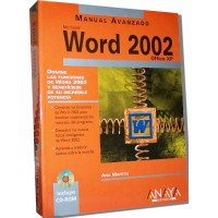 Manual avanzado de microsoft word 2002 / Manual Microsoft Word 2002 Advanced (Spanish Edition) (Pape