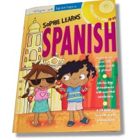 Sophie Learns Spanish (Hardcover & CD-ROM)