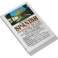 Grosset's Spanish Phrase Book and Dictionary for Travelers