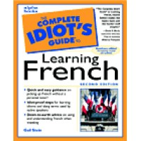 The Complete Idiot's Guide to Learning French (Paperback)