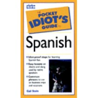 The Pocket Idiot's Guide to Spanish Phrases (Not publish till 2/04)