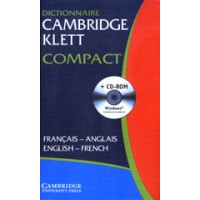 Cambridge French - Klett Compact Français-Anglais, English-French (HC)