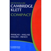 Dictionnaire Cambridge Klett Compact Français-Anglais / English-French (Hardcover)