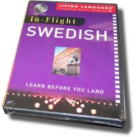 Living Language - In-Flight Swedish
