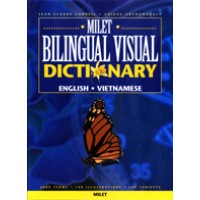 Milet Bilgingual Visual English-Vietnamese Dictionary