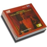 Escritos Y Proclamas de Simon Bolivar (Audio CD)