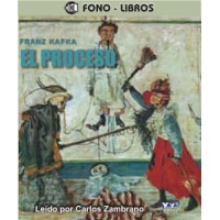 El Proceso (Audio CD)