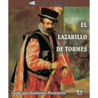 El Lazarillo De Tormes (Audio CD)