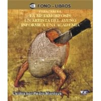 La Metamorfosis (Audio CD)
