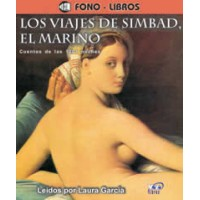 Los Viajes de Simbad, El Marino / The Travels of Simbad, The Sailor (Audio CD)