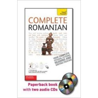 Colloquial Romanian (Updated Complete Romanian) with book and Audio CD's