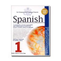 Intensive - FSI Platiquemos - Spanish Course - Level 1 CD (8 audio cd's included)