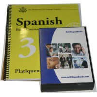 Intensive - FSI Platiquemos - Spanish Course - Level 3 CD