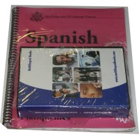 Intensive - FSI Platiquemos - Spanish Course - Level 4 CD