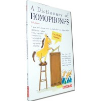 A Dictionary of Homophones (Paperback)