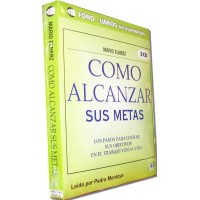 Como Alcanzar Sus Metas (Audio CD) - How to reach your goals