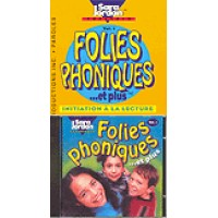 French - Folies phoniques et plus, initiation a la lecture