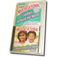 Lullabies from Around the World (AudioCD & Book)