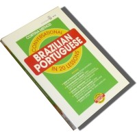 Conversational Brazilian-Portuguese: The Easy Method (Paperback)