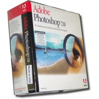 Spanish Adobe Photoshop 7.0 Win